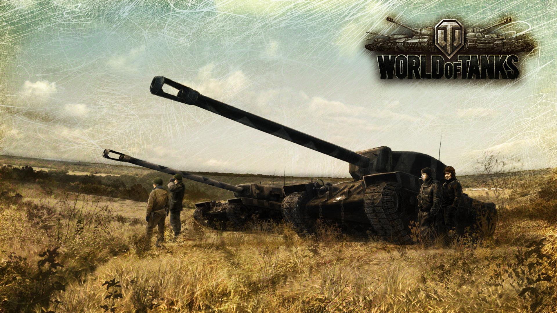 фото на рабочий стол танки world of tanks