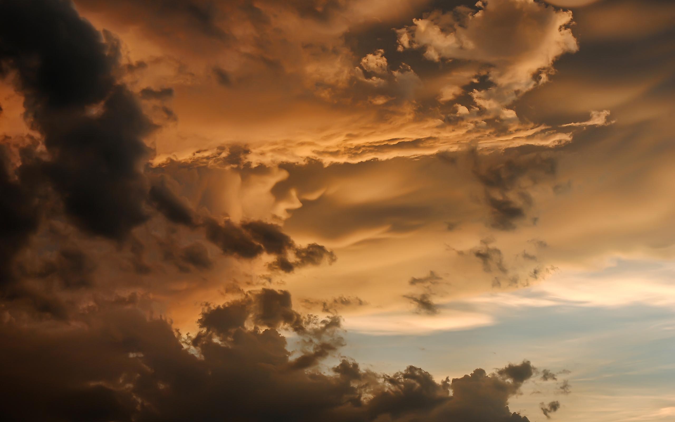 закат солнце облака  № 3851961  скачать