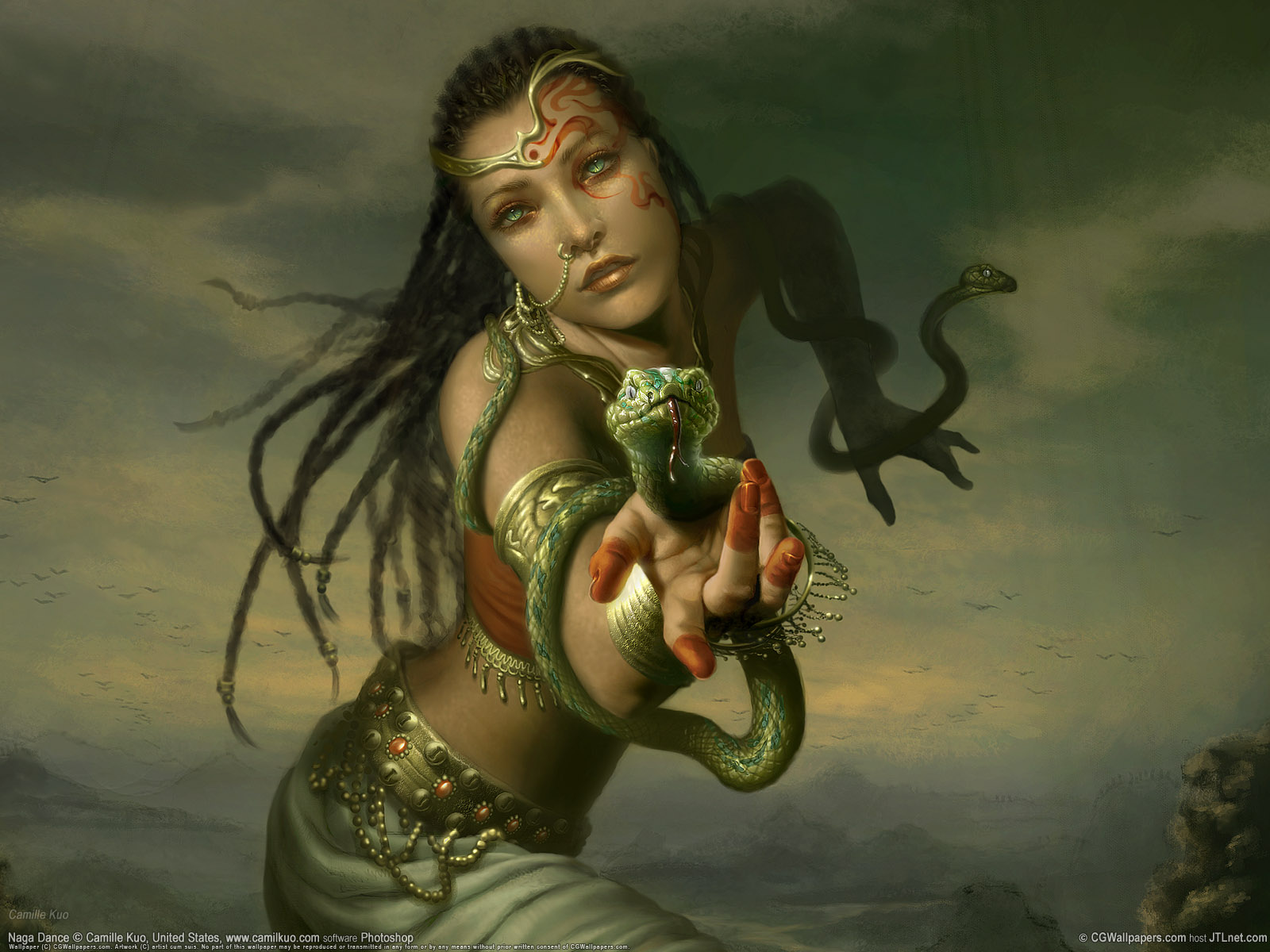 Naga snake woman porn nude daughters