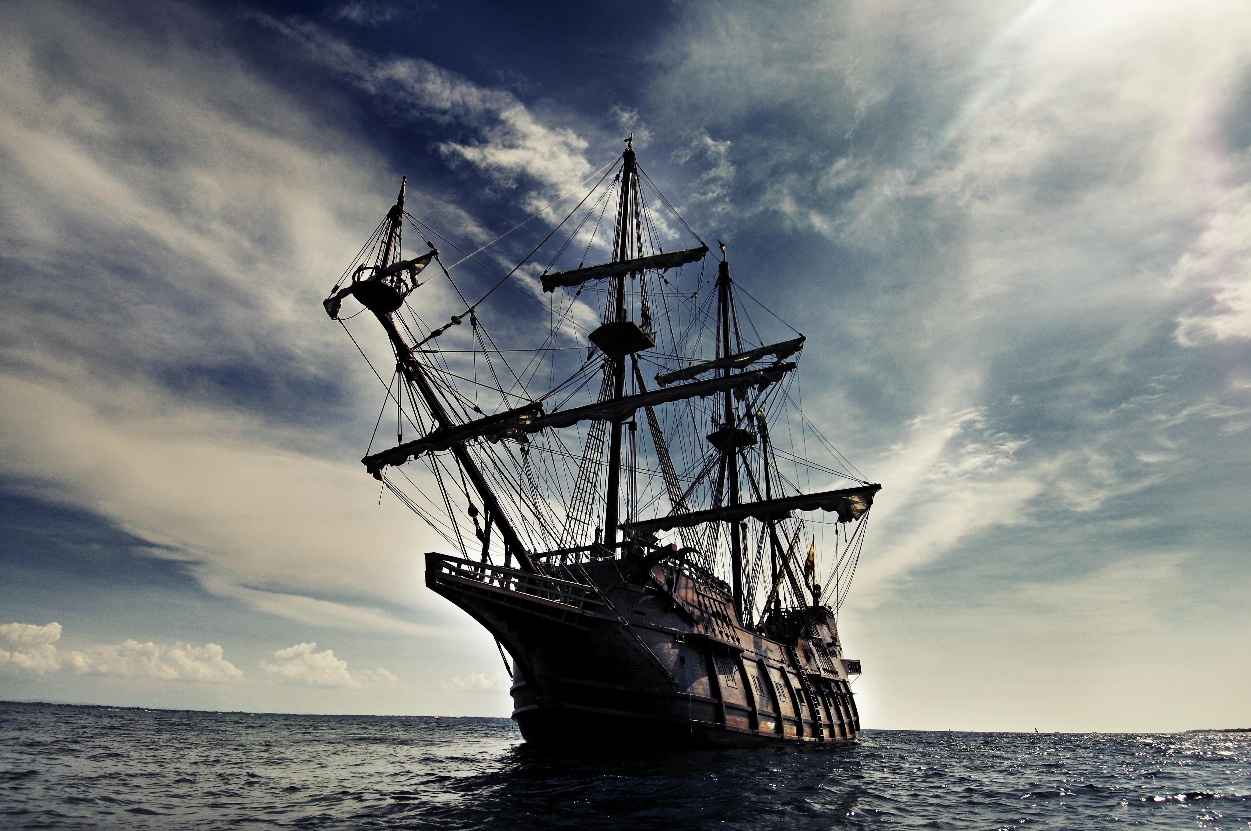 Обои паруса, корабль. Разное foto 10