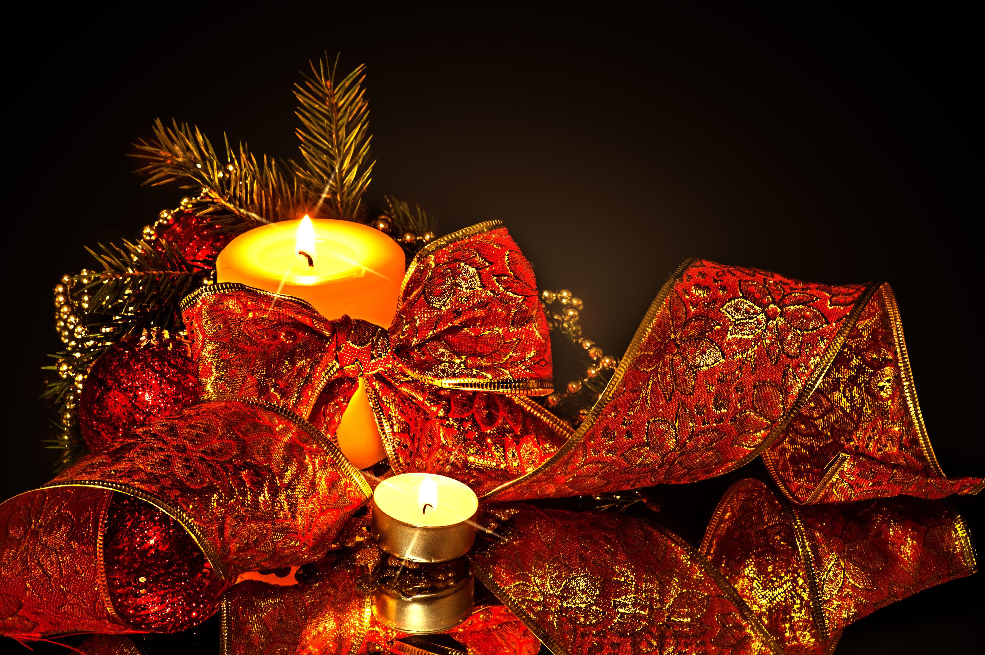 рождество новый год свечи  № 3334066 бесплатно