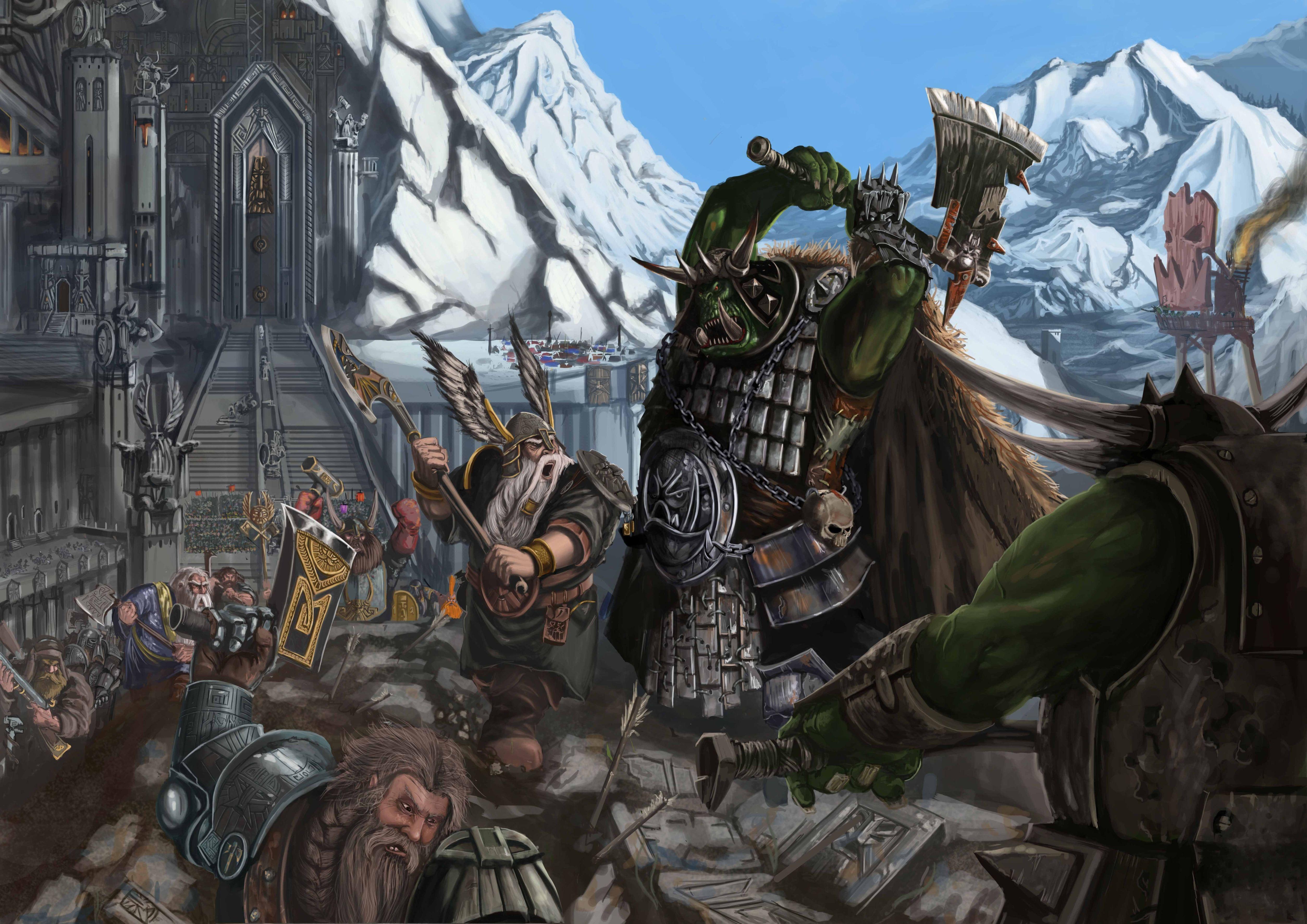 Warcraft goblin vs gnomes hentai naked pic