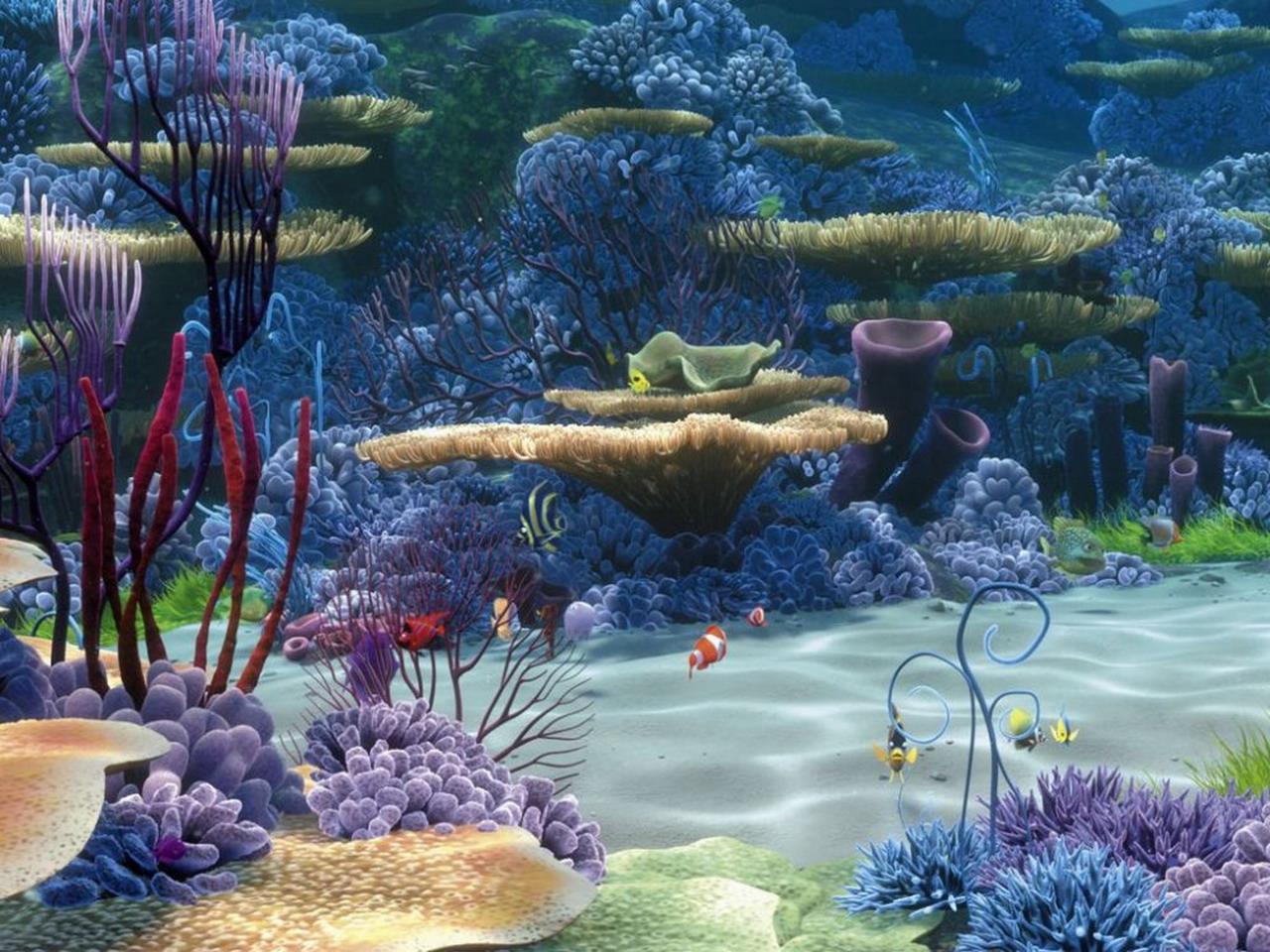презентация на тему как подводный мир