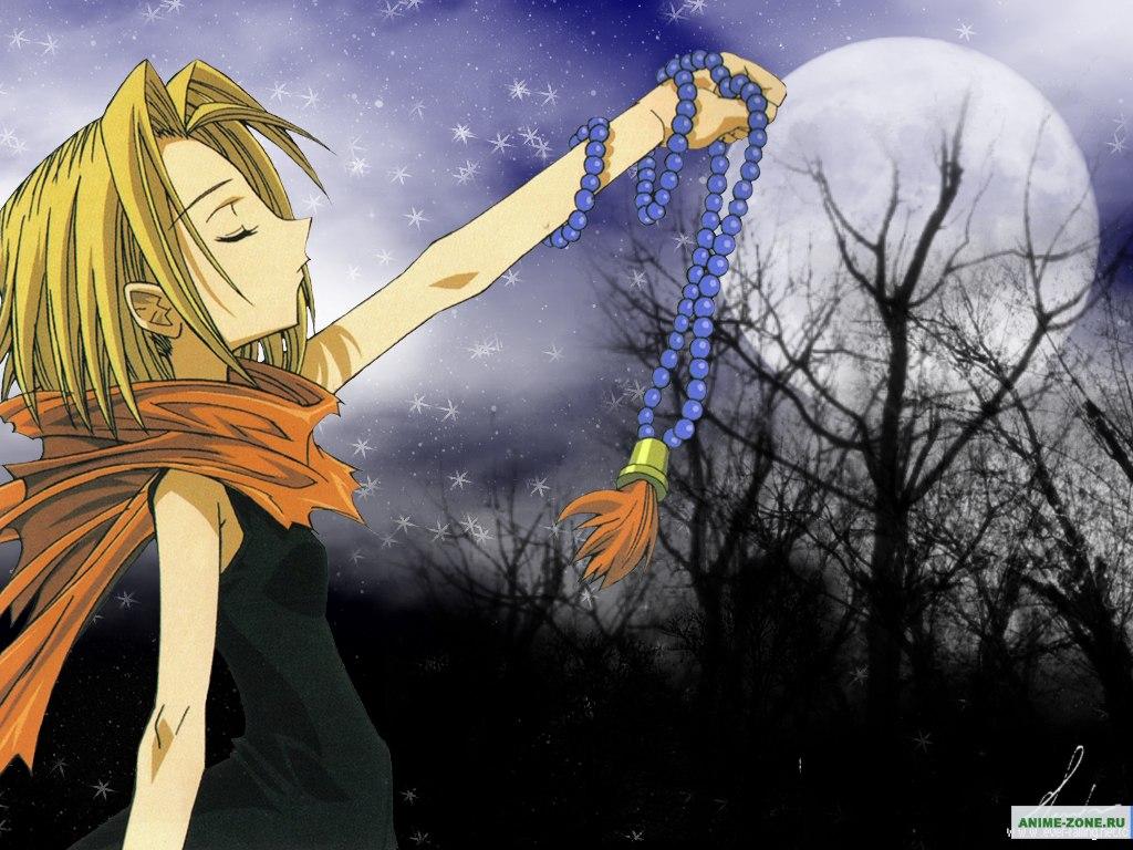 картинки аниме шаман кинг: