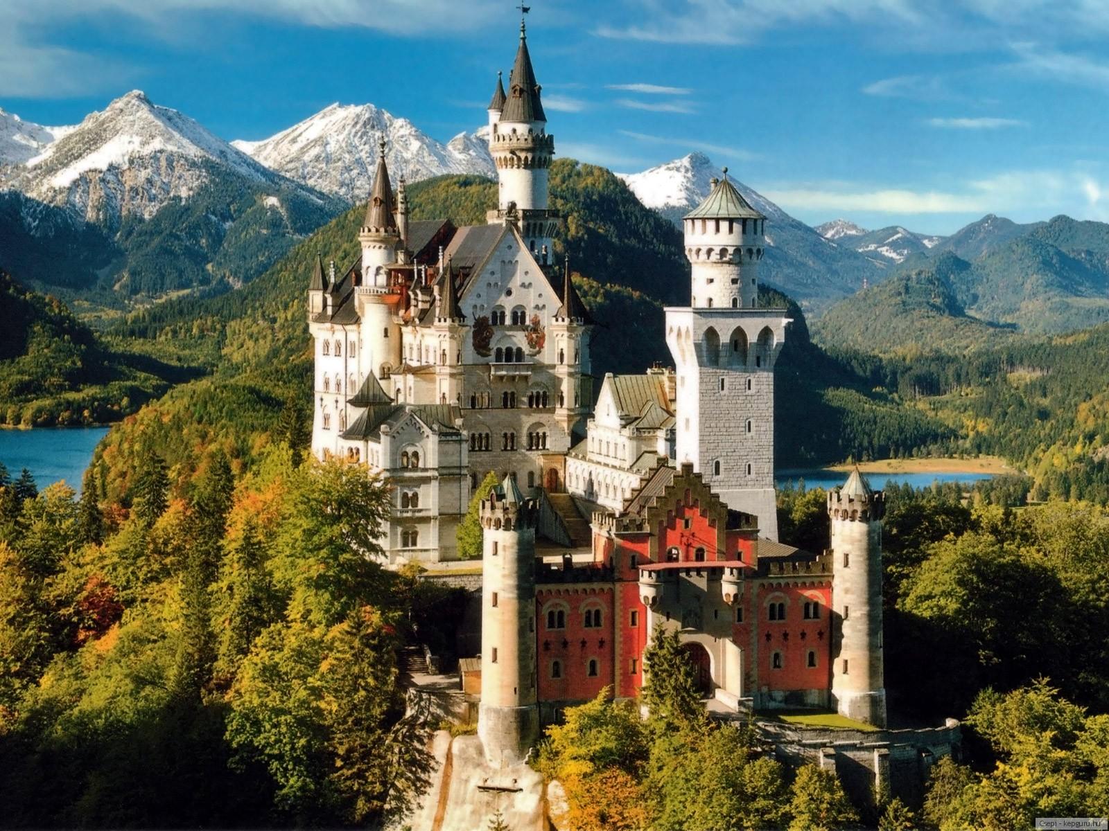 Романтический вояж: Чехия – Германия – Австрия!