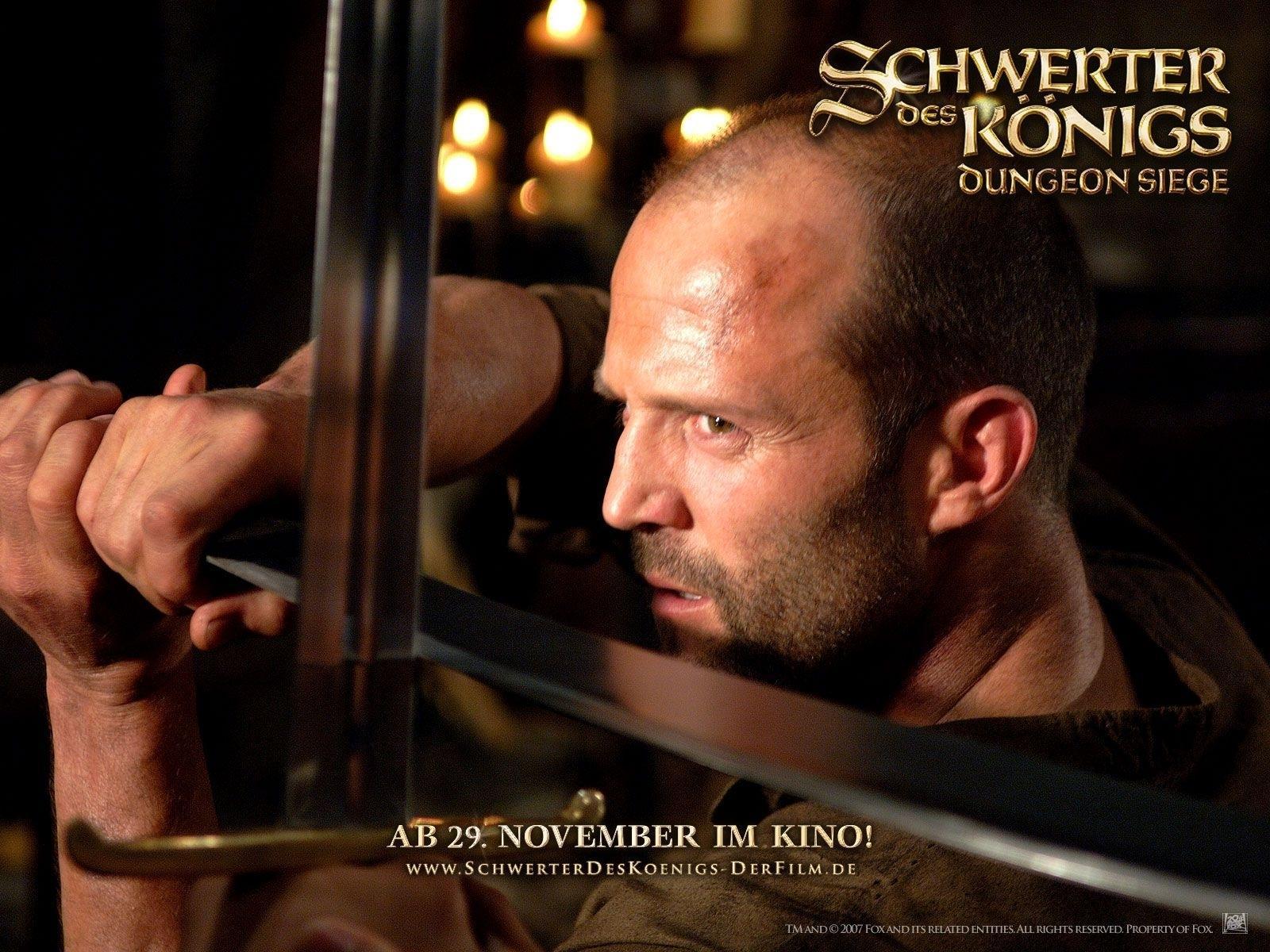Обои для рабочего стола Во имя короля: История осады подземелья Фильмы кино