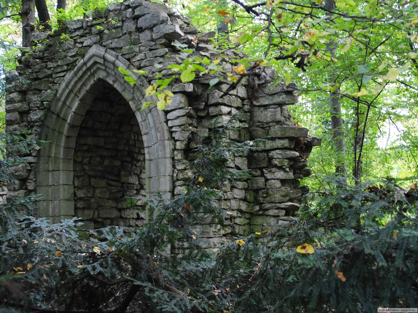 арки из камня бесплатно