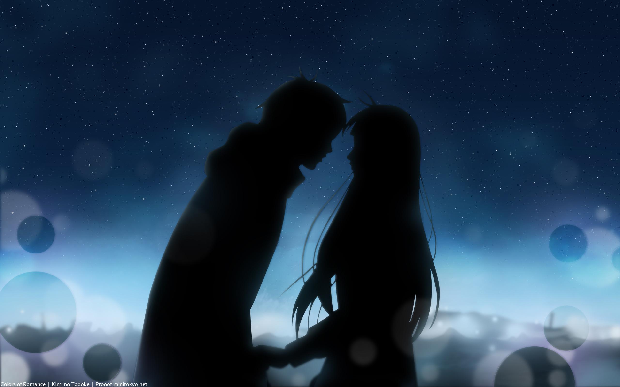 аниме картинки пары: