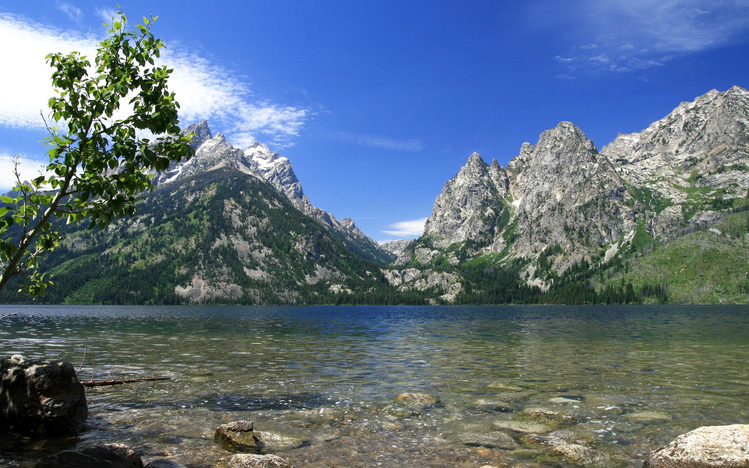 природа река горы скалы  № 885507  скачать