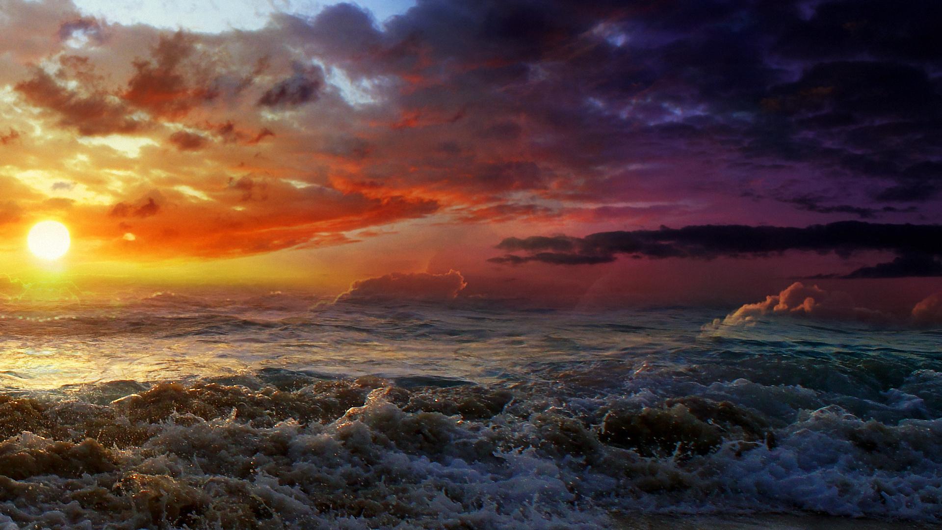 природа буря шторм бесплатно