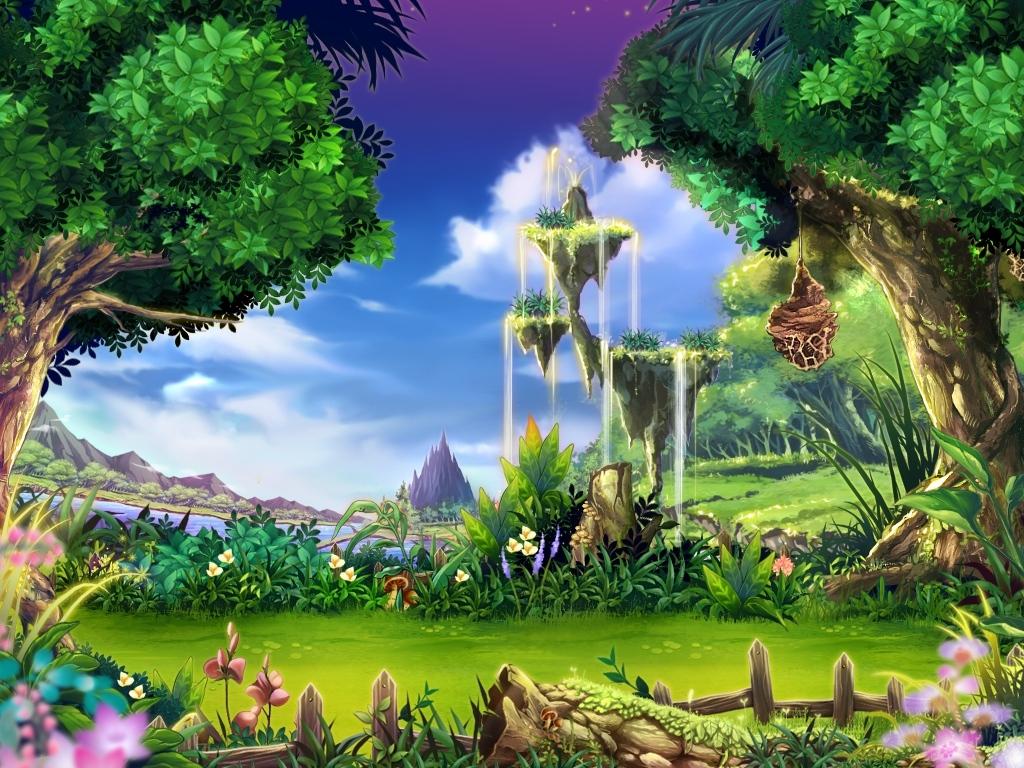 сказочный островок бесплатно
