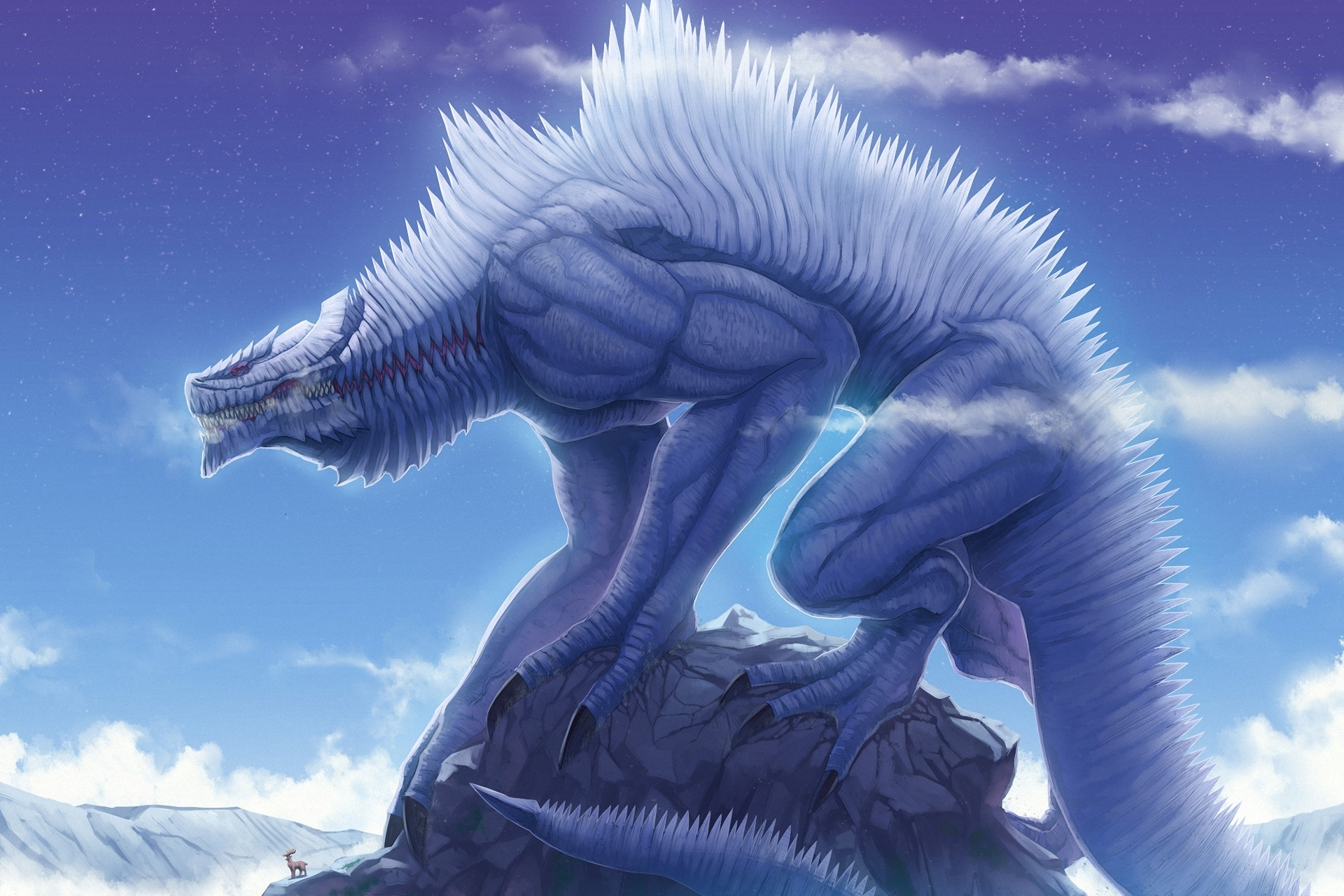 Dragon hybrid anime exposed vids