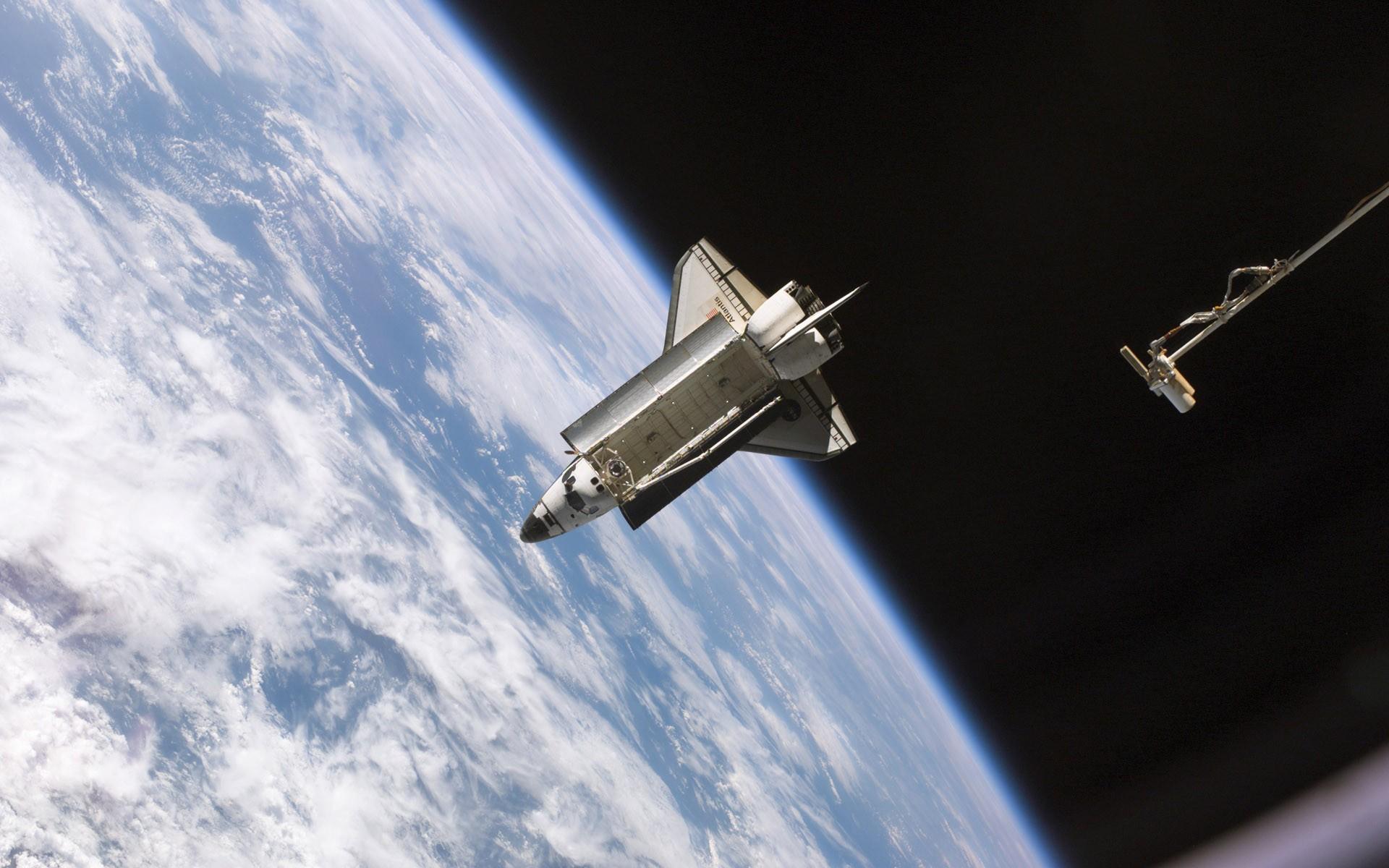 space shuttle atlantis - HD1920×1200