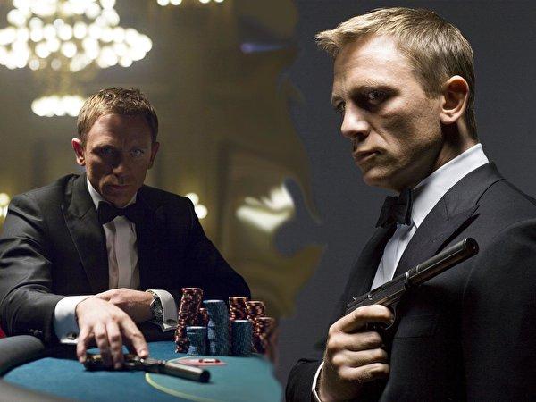 Музика з фільму Казино Рояль Джеймс Бонд 007 агент пісні групи Кармен казино