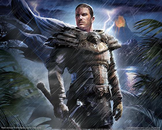 Risen king fallen knight essay