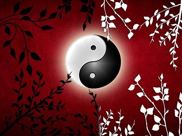 В древне китайском символ Taйцзи, более известный как инь-янь символ, показывает, что противоположности могут...