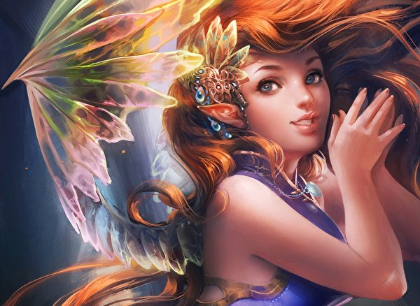 Притча Жена-фея