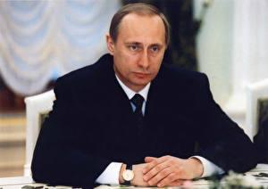 Фотография Владимир Путин Президент