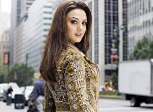 Обои Индийские Preity Zinta Знаменитости