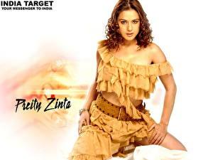 Фотографии Индийские Прити Зинта