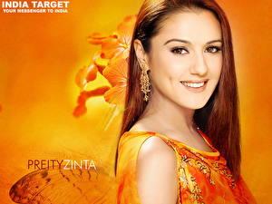Картинки Индийские Preity Zinta