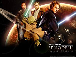 Картинка Звездные войны Звездные войны Эпизод 3 - Месть Ситхов