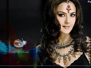 Картинка Индийские Прити Зинта