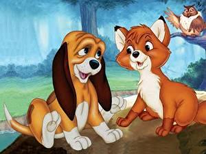 Скачать мультфильм лис и охотничий пес 2 bdrip бесплатно » cкачать.