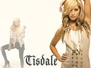 Обои Ashley Tisdale