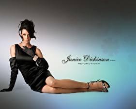 Картинка Janice Dickinson Знаменитости