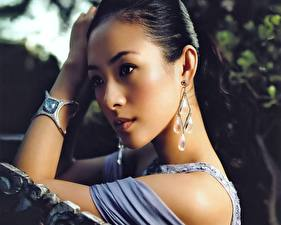 Картинки Чжан Цзыи
