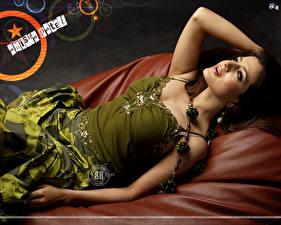 Обои Индийские Amisha Patel