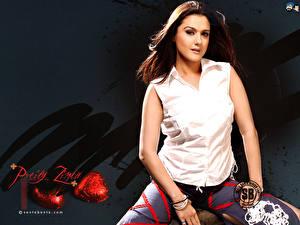 Фотографии Индийские Preity Zinta Знаменитости