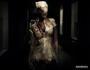 Обои Silent Hill Игры