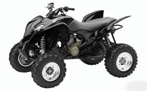 Картинка Мотовездеход Honda - Мотоциклы Мотоциклы