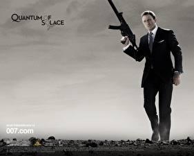 Фотографии Агент 007. Джеймс Бонд Квант милосердия