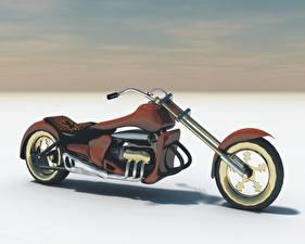 Картинка Кастомайзинг Мотоциклы