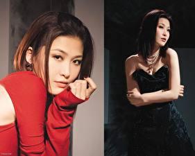 Обои Niki Chow