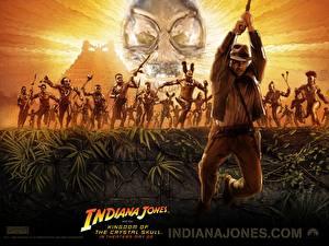 Картинка Индиана Джонс Индиана Джонс и Королевство xрустального черепа Фильмы
