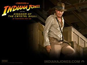 Обои Индиана Джонс Индиана Джонс и Королевство xрустального черепа