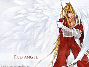 Обои D.N.Angel Аниме