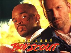 Обои Bruce Willis The Last Boy Scout кино