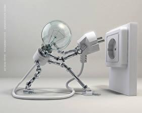 Обои Andre Kutscherauer 3D Графика