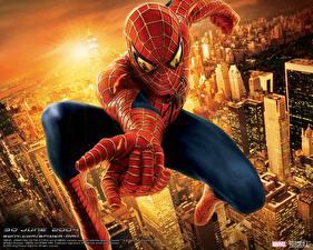 Картинки Человек-паук Человек-паук 2 Человек паук герой