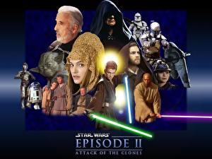Картинки Звездные войны Звездные войны Эпизод 2 - Атака клонов