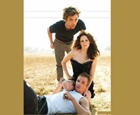Обои Кристен Стюарт Robert Pattinson Cam Gigandet
