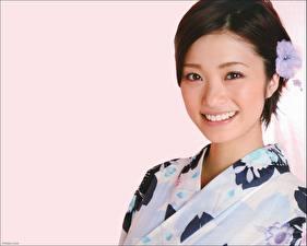 Обои Aya Ueto