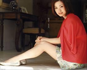 Фотография Aya Ueto Знаменитости