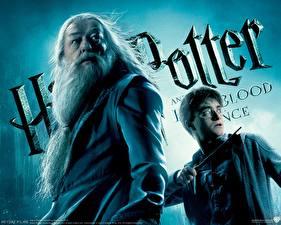 Обои Гарри Поттер Гарри Поттер и Принц-полукровка Daniel Radcliffe Фильмы