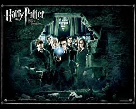 Фото Гарри Поттер Гарри Поттер и орден Феникса Daniel Radcliffe Фильмы